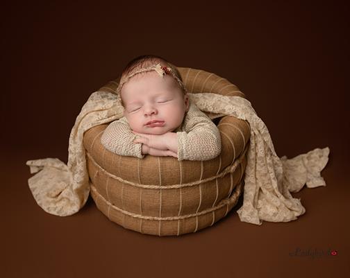 Llanelli newborn baby photographer